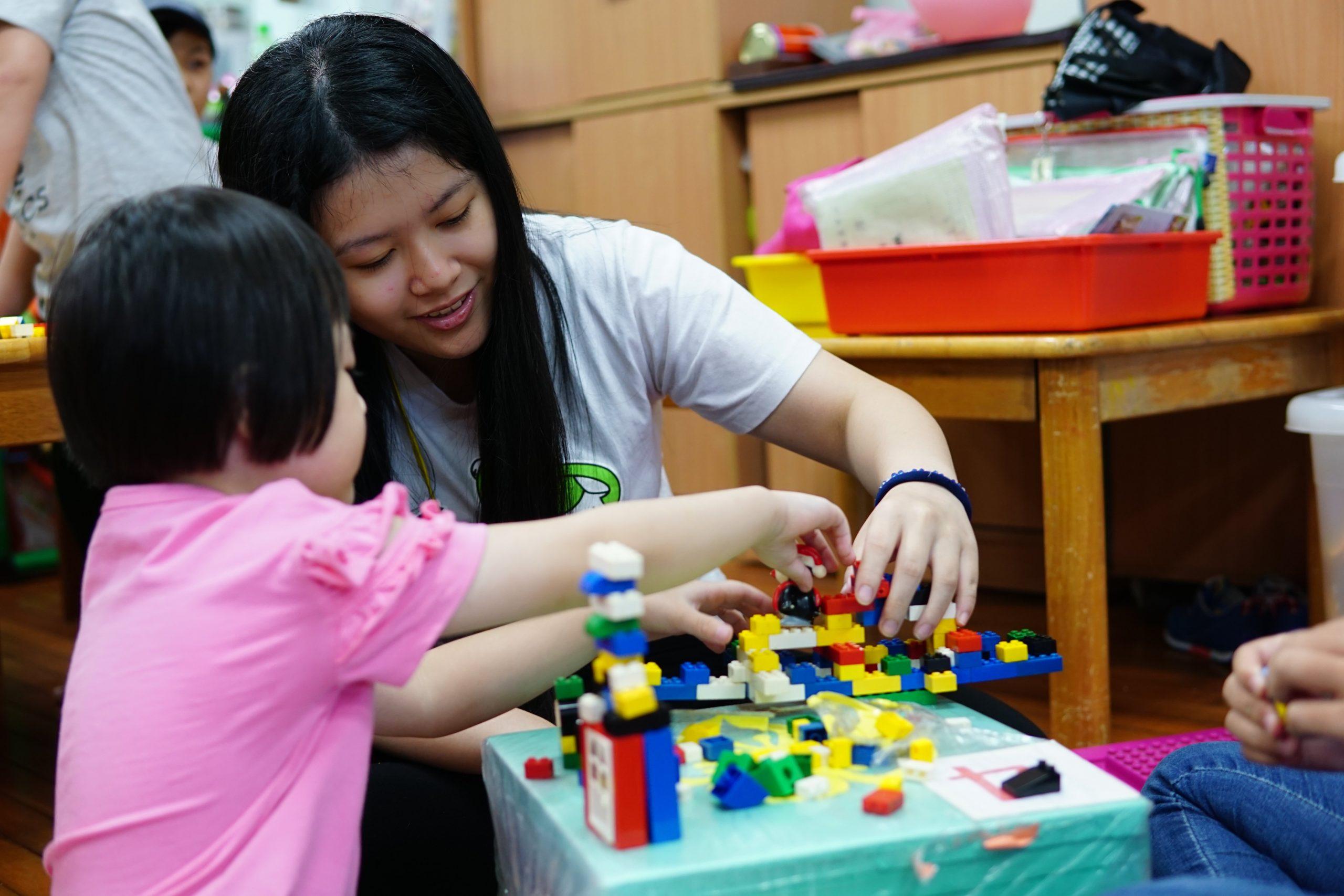 陪伴早療兒童與環境清潔